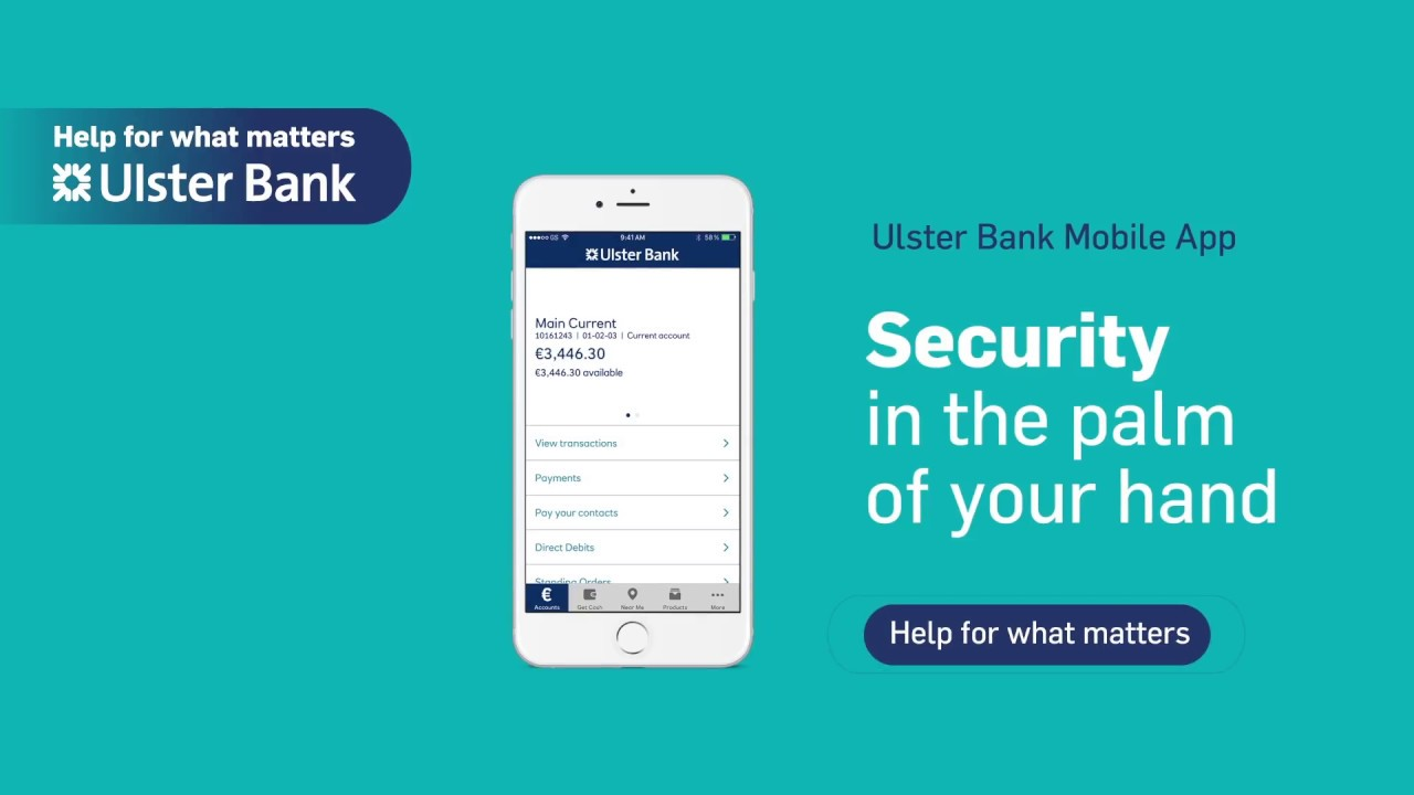 Mobile Banking - Ways To Bank | Ulster Bank