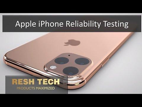 How Apple iPhones