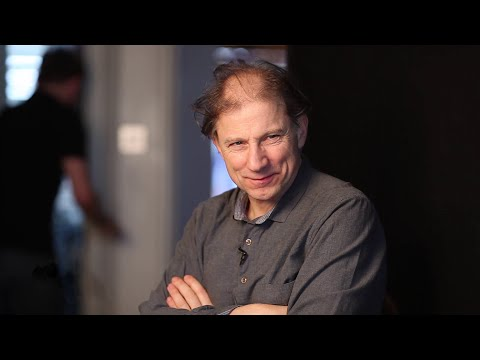 Simon McBurney  2015 International Festival Portraits