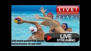 LIVE STREAM China (W) VS Thailand (W) |Water Polo 2018