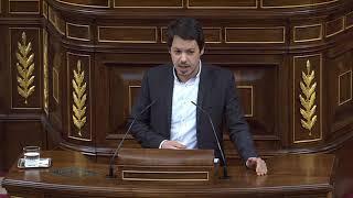 Segundo González: Esta ley busca deshacer una de las chapuzas que dejó el señor Montoro
