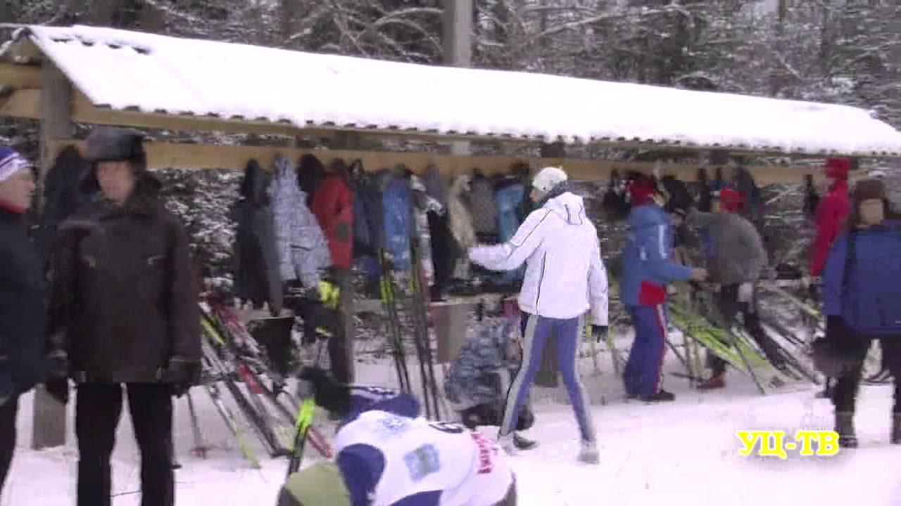 Открытие лыжной базы с.Усть-Цильма - YouTube