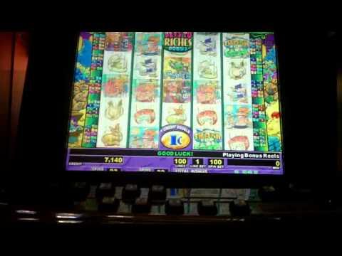 Laredo slot bonus win with retrigger at Sands Casino from YouTube · High Definition · Duration:  3 minutes 56 seconds  · 8000+ views · uploaded on 14/11/2013 · uploaded by videopappy37
