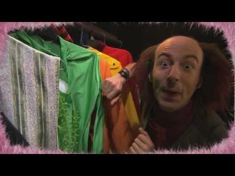 Rew Lowe - Clown/Physical Comedy Showreel - as Boris Boo Hoo in