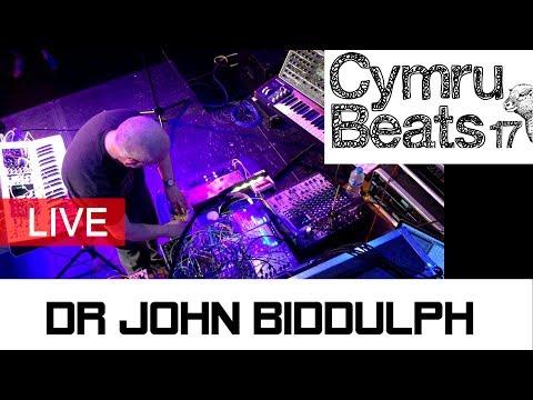Dr John Biddulph Live At Cymru Beats 2017