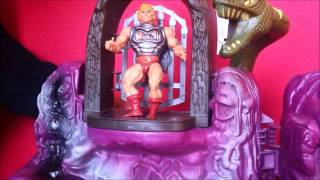 He-Man, Snake Mountain Playset. Forever 80