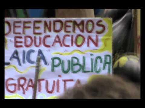 Estudiantes de Cordoba - No a la reforma 8113 -  Marcha 13/10/10