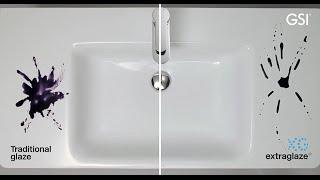 Gsi: Extraglaze® SwirlFlush® Performance tests