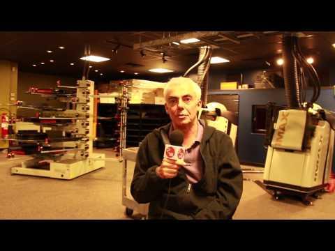 Entrevue avec Stephen Low, réalisteur de l'Express des Rocheuses