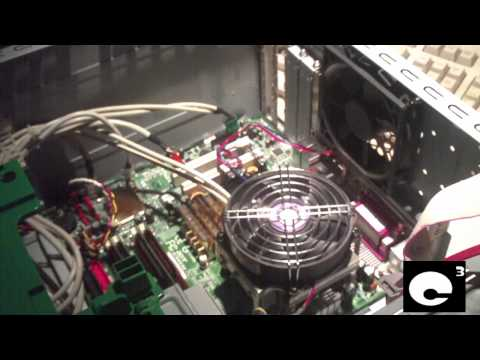 HP Media Center PC M7167C Motherboard Replacement + Other things (Lengthy Video)