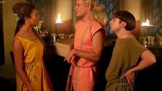 Смотреть сериал Исторический комедийный сериал Плебеи | Эпизод нового сезона онлайн