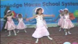 Knowledge House Annual Function 2011 Part 4 Welcome Song