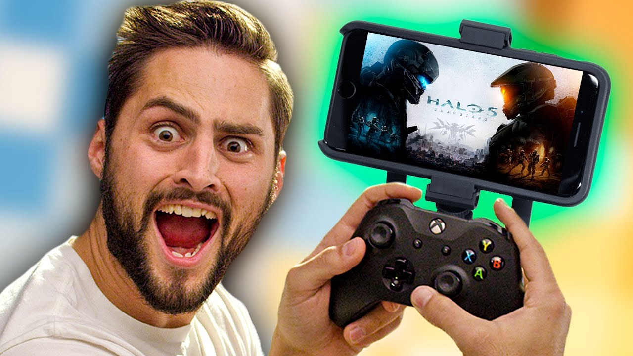 Play Halo on Your PHONE!?
