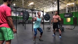 Dmitry Klokov & Igor Zaripov - Training Day