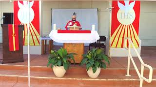 Monday Morning Mass Rev Gerald DeLuney Corpus Christi Studio YouTube Videos