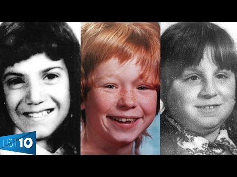 10 Most SHOCKING Cold Cases | LIST KING