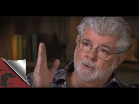 "George Lucas Calls Disney ""White Slavers"" in Charlie Rose interview (talks about force awakens too)"