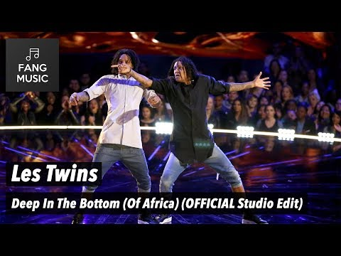 Les Twins - Deep In The Bottom (Of Africa) (OFFICIAL Studio Edit - No Audience)