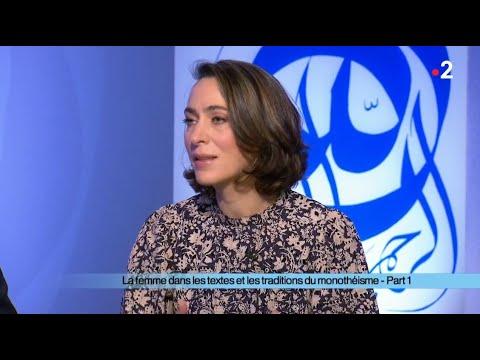 """Kahina Bahloul : """"Le Modèle Patriarcal A Façonné L'imaginaire Des Théologiens De Cette époque"""""""