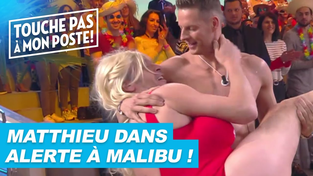 Matthieu Delormeau se la joue