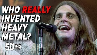Who Really Invented Heavy Metal?