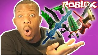 Roblox | GIVING AWAY GODLY KNIVES!! | Murder Mystery 2