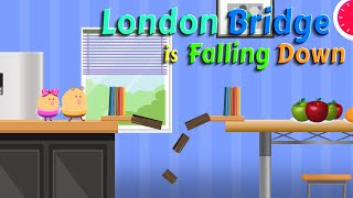 London Bridge Is Falling Down (My fair lady)      | song for kids | nursery rhyme | awiting pambata