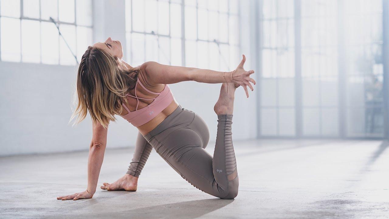 Alo Yoga Moves Youtube