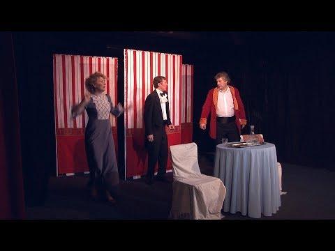 """2017 12 01 - """"Не видимые миру слёзы"""". Премьера в """"Камерной сцене"""" (Лобня)"""