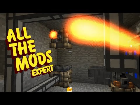 All The Mods Expert Mode - STAMPING IRON [E06] (Minecraft Expert Mod Pack)