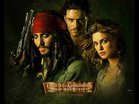 Hans Zimmer - Pirates Of The Caribbean 2 - Soundtrack: A Family Affair