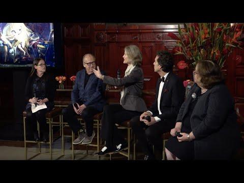 TEFAF New York Fall 2017 - TEFAF Coffee Talks - FINGERPRINTS IN THE PAINT AND THE EXPERT EYE