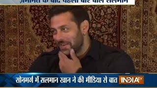 Hit-and-Run Case: Salman Khan Reveals a Secret in his Interview - India TV