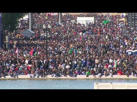 Million Man March celebrates 20th anniversary