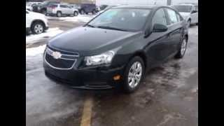 2014 Chevrolet Cruze | Davis Chev | Airdrie AB | Green | Satellite Radio | USB & AUX port