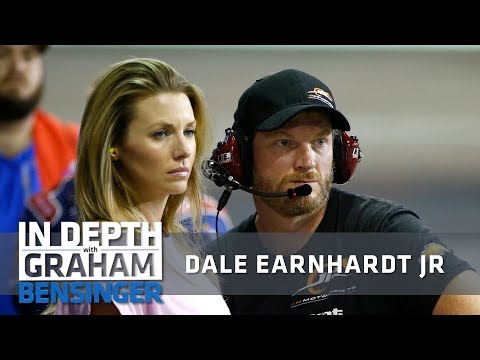 Dale Earnhardt Jr. On Couples Therapy