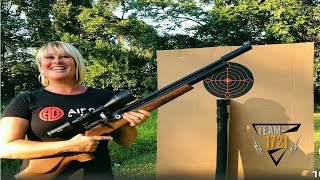 Hatsan Nova QE Air Rifle  25 cal Review - VideoRuclip