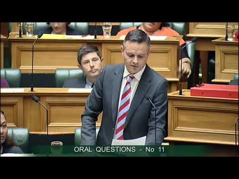 Question 11 - Gareth Hughes to the Minister for Climate Change