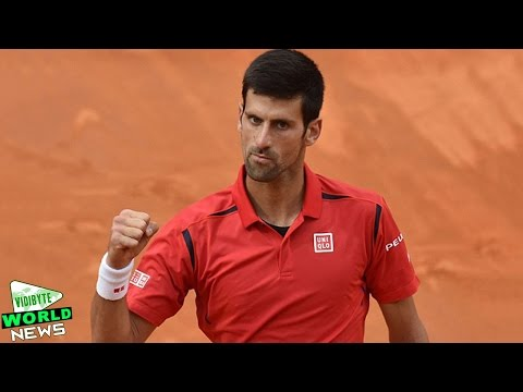 Novak Djokovic beats Rafael Nadal at Italian Open