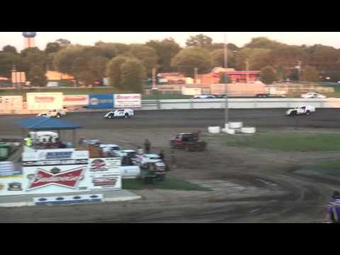 IMCA Modified Heats Independence Motor Speedway 8/13/16