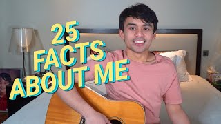 25 RANDOM FACTS ABOUT ME | Jimuel Pacquiao