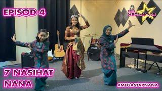 Nana Gugat Penyanyi Asal 7 Nasihat Dato' Sri Siti Nurhaliza | Ceria Megastar 2020