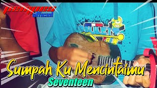 Download lagu SUMPAH KU MENCINTAIMU(Seventeen) cover ukulele
