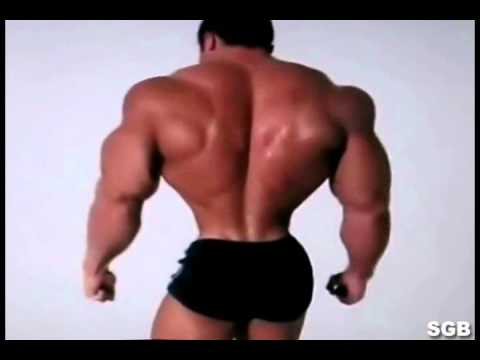 Clip gay morph muscle video