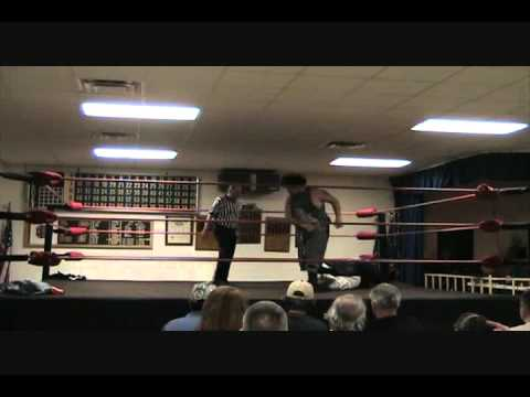 Bryan Maddox vs Puerto Rican Hounddog