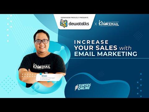 Belajar Email Marketing Dengan Mas Fikry Fatullah Founder Kirim.Email