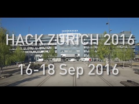 HackZurich 2016 // Official Aftermovie