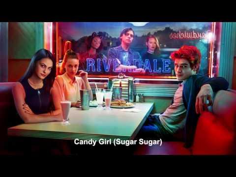 Riverdale Cast - Candy Girl (Sugar Sugar) | Riverdale 1x02 Music [HD]