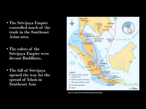How Islam Came to Southeast Asia
