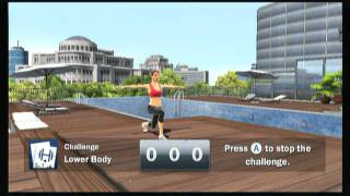 Lower Body Challenge - Fit In Six - Wii Workouts